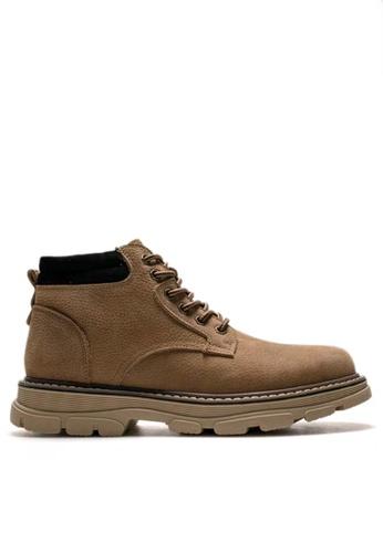 Twenty Eight Shoes Vintage Leather Martin Boots XO-926 E07D8SH021665EGS_1