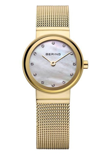 Bering gold Classic 10122-334 Mother Of Pearl 22 mm Women's Watch 9A0E4AC15A28C9GS_1