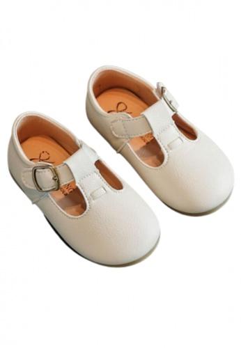 RAISING LITTLE white Brielle Shoes - White ED3F3KS1B0D2A6GS_1