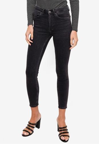 H&M grey Skinny Regular Jeans 620E6AAA531368GS_1