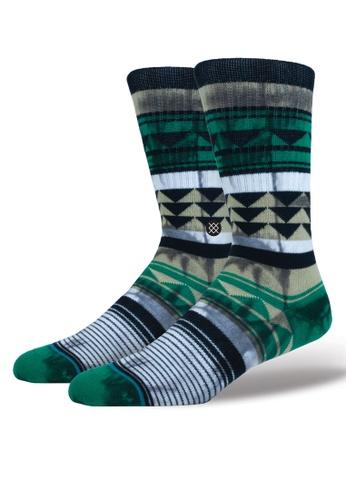 Stance green Pachuca Socks ST488AA47OPCMY_1