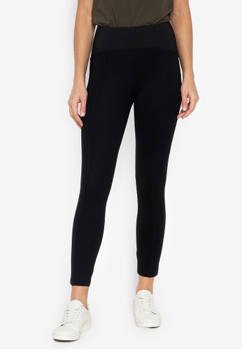 MARKS & SPENCER black Sculpt and Lift Leggings AB95DAA8F3BA41GS_1