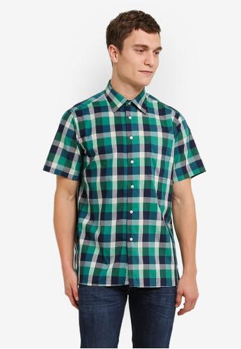 BGM POLO 多色 Men's 短袖襯衫 BG646AA0S0KNMY_1