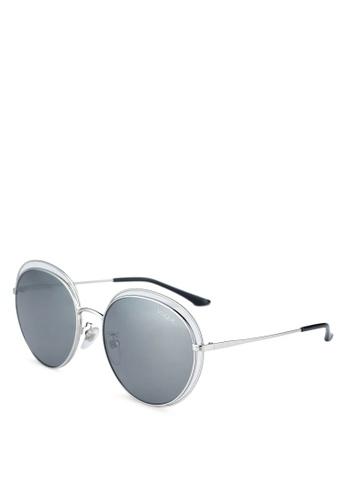 Vogue silver Vogue In Vogue Sunglasses B156FGL0C1E144GS_1