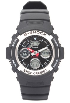 G-Shock Watch AW-590-1A