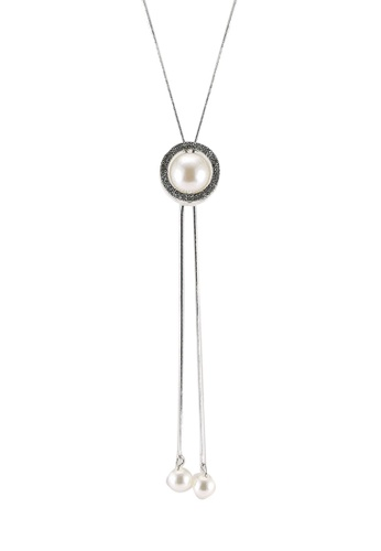 Megane silver Donna Rosil Necklace 6AD7CAC3DD8F79GS_1