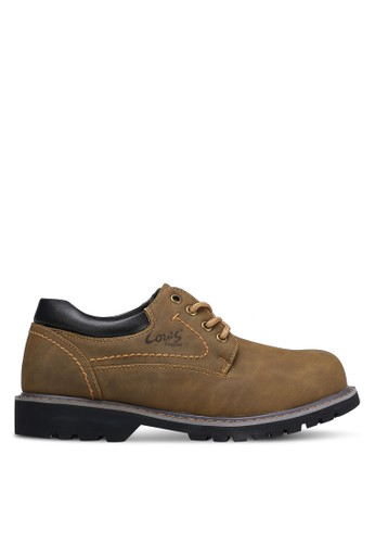 Louis Cuppers brown Casual Outdoor Shoes LO977SH0RKC3MY_1