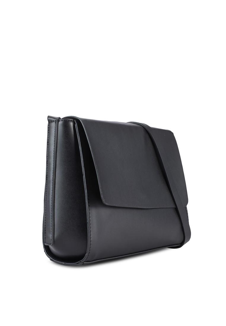 Angular Gusset Classic Sling Bag
