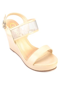 Celia Wedge Sandals
