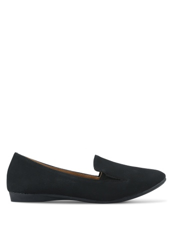 Louis Cuppers black Basic Loafers LO977SH0S9SYMY_1