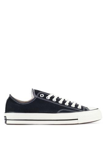 Converse black Chuck Taylor All Star '70 Ox Unisex Sneakers CO302SH38AKFMY_1