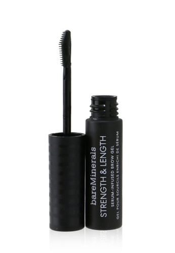 BareMinerals BAREMINERALS - Strength & Length Serum Infused Brow Gel - # Clear 5ml/0.16oz 797B9BE61E30A0GS_1