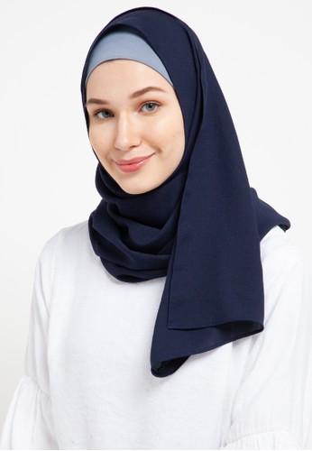 Aira Muslim Butik blue Kenisha Pashmina 642C4AADC4AC55GS_1