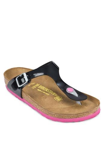 Gizeh 夾腳平底涼鞋, 女鞋, 懶人esprit 京站鞋