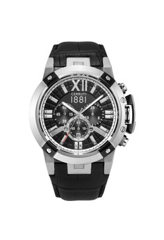 Cerruti Pragelato CRA145SN02BK Black Watches