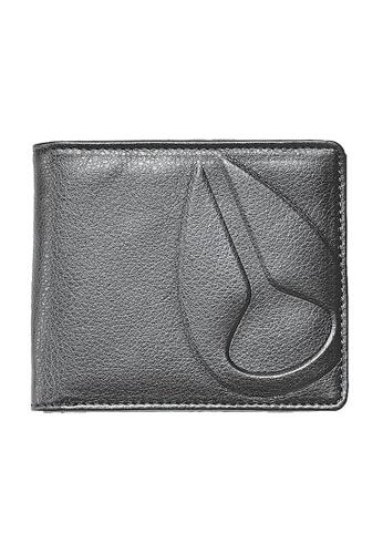 Nixon grey Nixon - Haze Bi-Fold Wallet Charcoal NI855AC78EIJSG_1