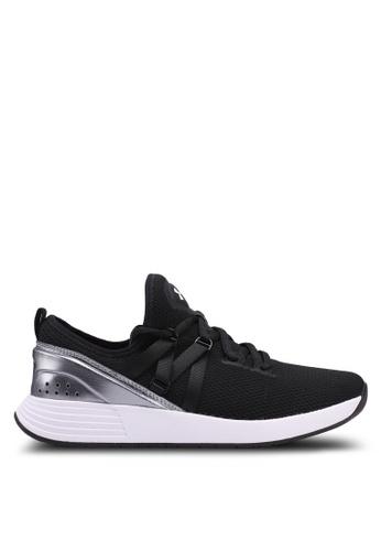 Under Armour black UA W Breathe Trainer Training Shoes C9A54SH8743748GS_1