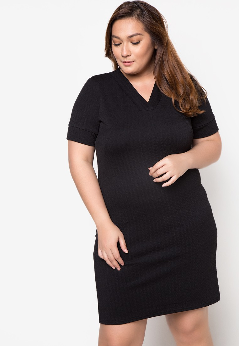 Plus Size Amelia Dress