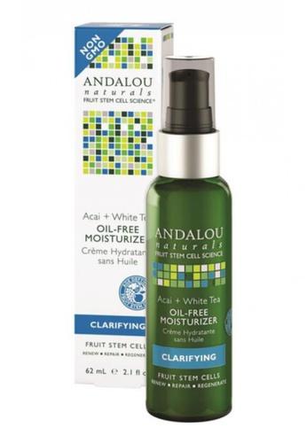Andalou Naturals Acai + White Tea Oil-Free Moisturizer AN136BE63OXSSG_1