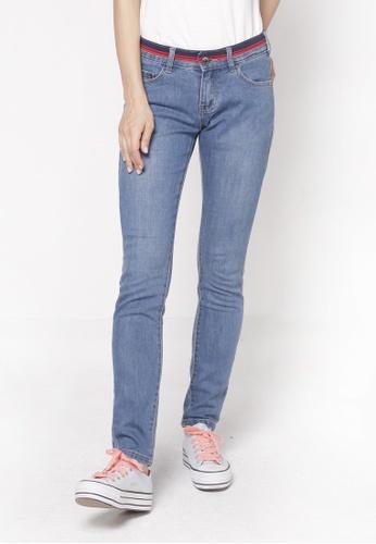 Eighteen Plus blue Basic Skinny Jeans CEAD0AA892BC85GS_1