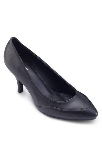 Hannah esprit hkClassy Kitten Heels, 女鞋, 厚底高跟鞋