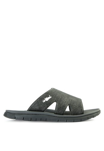 Watchout! Shoes black Sandals Slip On 51A30SH3460347GS_1
