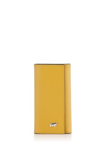 Braun Buffel yellow Melissa 4 Key Holder C71B9AC2902719GS_1