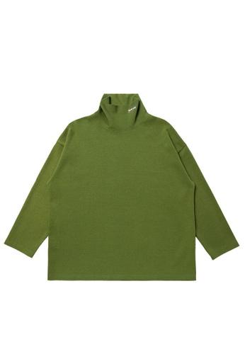 Twenty Eight Shoes Loose-Fitting Turtleneck Sweater 1908W20 5109CAAAC03B47GS_1