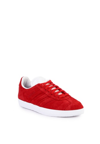 the latest cd711 6c605 Buy adidas adidas originals gazelle stitch and turn sneakers Online on  ZALORA Singapore