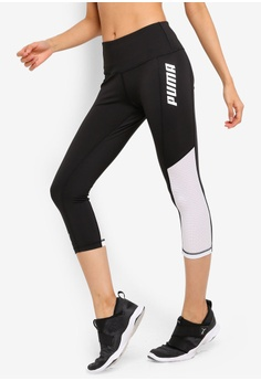 a085c75649a92 Puma black Sportstyle Core Modern Sports 3 4 Leggings D477DAA5E411E2GS 1