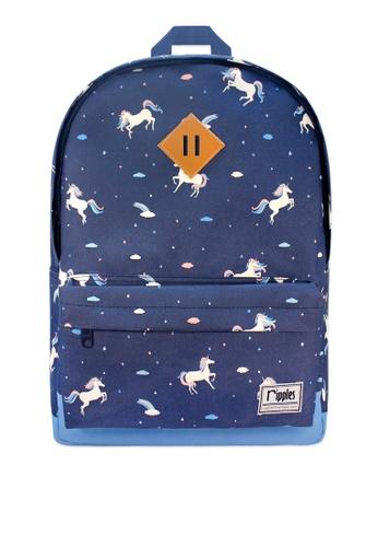e5b9c933b7 Buy Ripples Unicorn Backpack Online on ZALORA Singapore