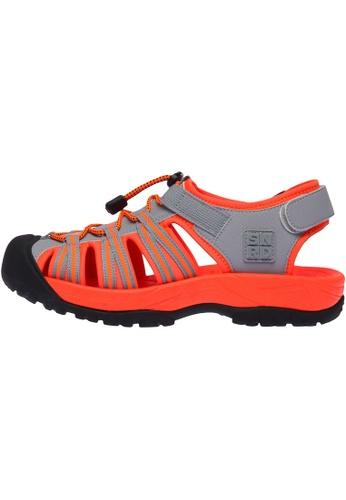 paperplanes multi SNRD-210 Unisex Casual Closed Toe Outdoor Tracking Sandals Shoes PA110SH79OYUHK_1