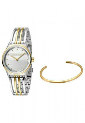 ESPRIT gold Esprit Women Unity Gold Silver Box Set ES1L031M0065 5CCDEACF9F9A48GS_1