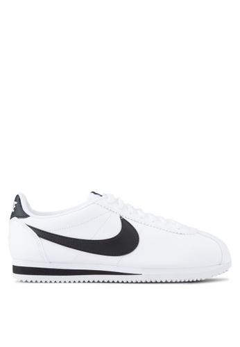 Nike white Nike Classic Cortez Leather Shoes 136D3SH02C79DFGS_1