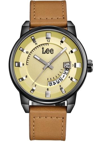 Lee brown Lee Metropolitan Gent Collection LE145AC21HXQSG_1