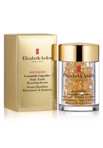 Elizabeth Arden gold ADVANCED Ceramide Capsules Daily Youth Restoring Eye Serum EL686BE20TELMY_1