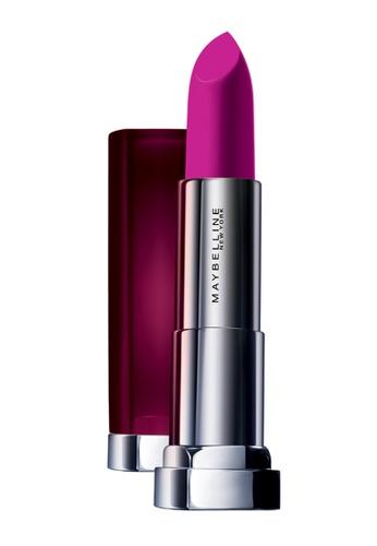 L'Oréal Paris pink Maybelline The Powder Mattes By Color  Sensational Pink Shot LO618BE91MCYMY_1