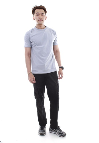 MSHRetail black Cargo Pants (Black) MS585AA34RDTSG_1