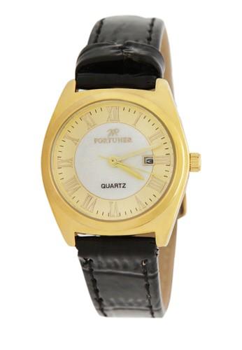 Fortuner Watch Jam Tangan Wanita FR K1011AL - Gold