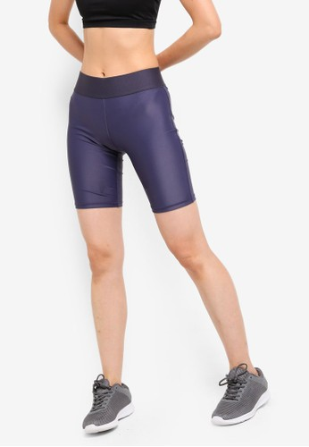 Cotton On Body blue Active Mid Gym Shorts 46A2CAA1812A45GS_1
