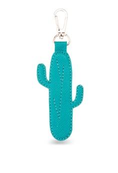 Cactus Milano Keychain Bag Charm