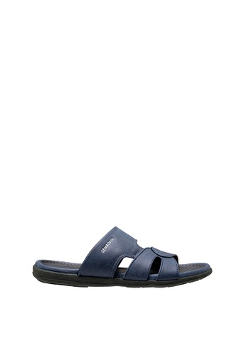 SEMBONIA blue SEMBONIA Men Sandal (Blue) 694A7SH10A1401GS_1
