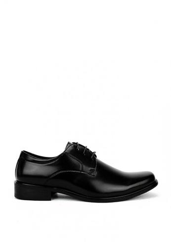 Mario D' boro Runway black MS 41890 Black Formal Shoes 66A92SHD693D37GS_1