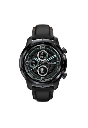 TicWatch black TicWatch Pro 3 GPS Smartwatch - Black DDACEHL99CB994GS_1