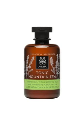 APIVITA Apivita Tonic Mountain Tea Shower Gel 300ml B1C7CBEF35BAE3GS_1
