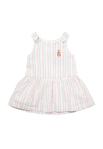 Gingersnaps GINGERSNAPS JELLY BEAN BABY DRESS MULTICOLOR 3C425KA442A715GS_1