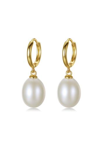 A.Excellence white Premium White Pearl Elegant Earring 2DCE6ACECC960CGS_1