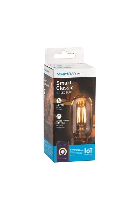 Momax Smart 智能 Wi-Fi LED 復古燈泡 (圓柱)