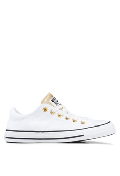 1f6ddef40bb Converse white Chuck Taylor All Star Madison Metallic B1226SHFB21CE9GS_1