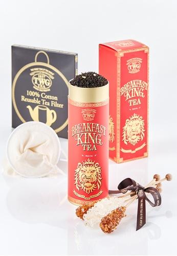 TWG Tea Breakfast in Bed Packaged Tea (Breakfast King Tea) C9461ES17BA95BGS_1